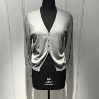 Wholesale Perfect Softness Womens White Cardigan Sweater With Pockets BGAX013 from china suppliers