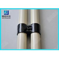 Wholesale Strengthen Black Metal Joint For Industrial Logistic Pipe Rack System HJ-11 from china suppliers