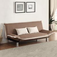 Wholesale 2 Pillow Modern Home Sofa Bed Pull Out For Added Versatility L195*W102 / 123*H90 / 32CM from china suppliers