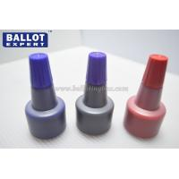 Wholesale High Gloss Waterproof Rubber Stamp Ink , Rubber Stamp Permanent Ink from china suppliers