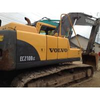 China 21 Ton Used Volvo EC210BLC  Excavator2008 Year With 21000kg Operating Weight for sale