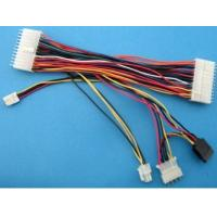 China 20 AWG Car Wire Cable Harness Assembly Molex Mini-Fit Jr / SATA / AMP Connector on sale