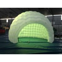 Quality Customized Lighting Decoration Inflatable Tent , Inflatable Party Tent for sale