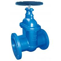 China Reliable Sealing Ductile Iron Gate Valve  DN40 - DN1200 Stable Performance on sale