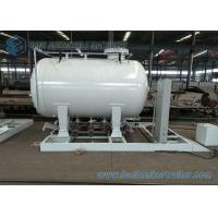 China Truck LPG SKID Station 15000 Liters Mobile LPG Gas Filling Station on sale