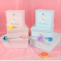 China Cartoon Unicorn  Baby Gift Box  Set with Hand Gift Box on sale