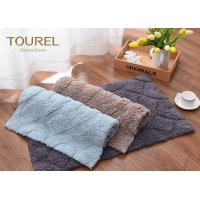 Wholesale Customized Washable Hotel Bath Mats / Floor Mats For Motel Bathroom from china suppliers