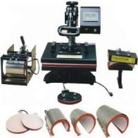 Buy cheap 5 in 1, 6 in 1 Multifunction Combo Heat Transfer Machine from wholesalers