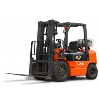 China 1.8 T JAC Brand LPG Forklift / Used Forklift Trucks With 3000 Mast Lifting Height for sale