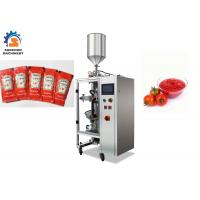 Wholesale High Efficient Paste Packing Machine 1 - 80ML Measurement Volume Rang from china suppliers