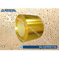 Wholesale High phosphorus content, great fatigue resistance of brass foil from china suppliers