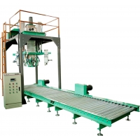 Wholesale 1000kg Quantitative Weighing Filling Packing Machine FIBC packer from china suppliers