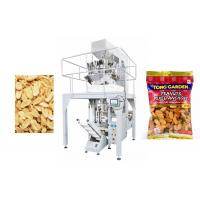 Wholesale 10 Heads Weigher Automated Packing Machine for Snacks / Peanuts , Easy Operation from china suppliers