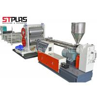 Wholesale HDPE Drain Board Plastic Sheet Extrusion Machine , Plastic Sheet Making Machine from china suppliers