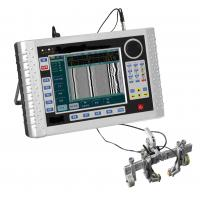 Wholesale Digital TOFD Ultrasonic Flaw Detector portable with 8 channels C scan TOFD-410 from china suppliers