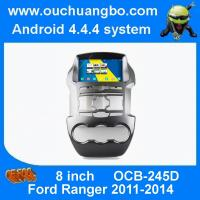 Wholesale Ouchuangbo autoradio gps stereo Ford Ranger 2011-2014 android 4.4 OS with 4 core 3G WIFi from china suppliers