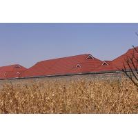 Wholesale nigeria hot selling stone coated metal roof tile manufacturers in ghana from china suppliers