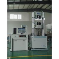 Wholesale HUT-1000 Hydraulic Servo Universal Testing Machine, Mechanical test, Round & flat specimen from china suppliers