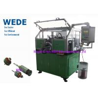 Wholesale Dc Motor Copper Wire Coil Winding Machine For Home / Automobile Rotor Hook Commutator from china suppliers