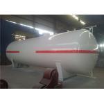 China LPG Tanker Large Lpg Storage Tanks 20CBM 10 Tons GB / ASME Standard for sale