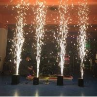 China Best quality Wireless cold spark fountain machine with DMX