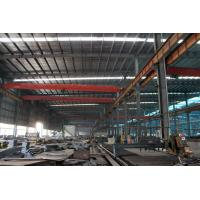 Quality Crab Framed Electric Single Girder Overhead Cranes For General Engineering Application for sale