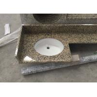 Wholesale Stone granite Golden Leaf countertops kitchen top vanity table top from china suppliers