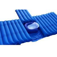 Wholesale Patients Anti Decubitus Mattress , Strip Alternating Pressure Air Mattress with Big Pump from china suppliers