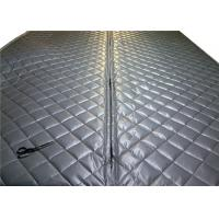 Buy cheap Noise absorption and insulation PP plus PET materials Temporary Noise Barriers from wholesalers