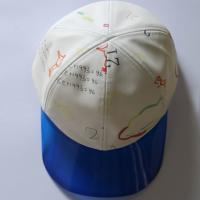 Wholesale Fashion Plastic Bill Custom Printed Baseball Hats , Sun Protection Headwear For Summer from china suppliers