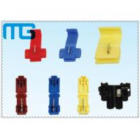 Wholesale Colorful Open Barrel Terminals Multiple Types Quick Release Terminal Splice Connector from china suppliers