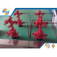 Buy cheap Wellhead Christmas Tree and Wellhead Device , Oilfield Vehicles from Wholesalers