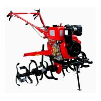 Wholesale Single cylinder multi functional Gasoline Tiller for tractors , yard machine tiller from china suppliers