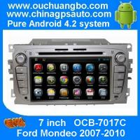 Wholesale Ouchuangbo Android 4.2 Car DVD Radio GPS Navi Video Ford Mondeo 2007-2010 3G Wifi swc USB from china suppliers