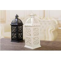 Buy cheap Wholesale Wedding Decoration European Style Metal Candle Lantern from Wholesalers