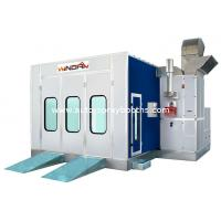 Wholesale 50MM EPS Panel Auto Spray Booth With Galvanize Plate Roof CE WD-20A from china suppliers
