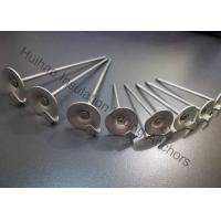 China Metal Insulation Fasteners , Stainless Steel Lacing Anchors 2.5 long x 14 Gauge on sale