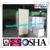Wholesale Durable Antimagnetic Fire Safe File Cabinets 9 Drawer Single Door For CD / Disk from china suppliers