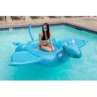 Wholesale Customize Logo Printed Summer Pool Toys Float Inflatable Ice Dragon For Summer from china suppliers