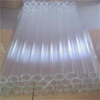 Wholesale clear boro glass solar hollow tube ,good quality cheap price from china suppliers
