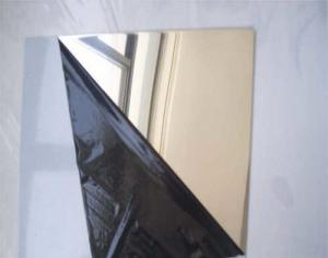 Wholesale Self Adhesive HNHN 0.07mm Stainless Steel Protection Film Easy Peel from china suppliers