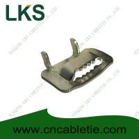 Wholesale Toothed Stainless Steel Buckle LKS-L14,LKS-L38,LKS-L12,LKS-L58,LKS-L34 from china suppliers