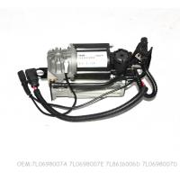 Wholesale 7L0698007A 7L0616007A Air Suspension Compressor Kit For Touareg 12 months Warranty from china suppliers