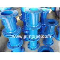 Wholesale Ductile iron pipe fittings, double flanged short pieces from china suppliers