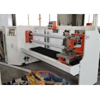 Wholesale Mylar Silicone Adhesive Tape Roll Cutting Machine from china suppliers