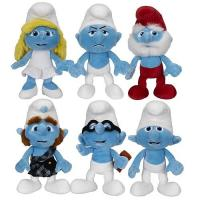China Cute And Blue Smurf  Stuffed Toy Cartoon Plush Toys For Promotion Gifts on sale
