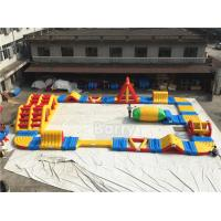 Wholesale Commercial Ultimate Inflatable Water Park For Children , Inflatable Water Sports from china suppliers