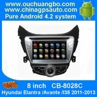 Wholesale Ouchuangbo Car GPS DVD radio nav for Hyundai Elantra /Avante /I35 2011-2013 Android 4.2 OS from china suppliers