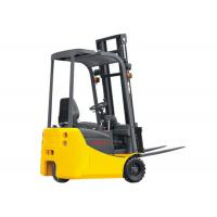 Wholesale Rear Wheel Drive Warehouse Lift Truck , 1 Ton Three Wheel Electric Forklift from china suppliers