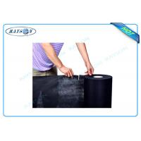 Wholesale Black Color Perforated Polypropylene Nonwoven Fabric For Safe and Mattresses from china suppliers